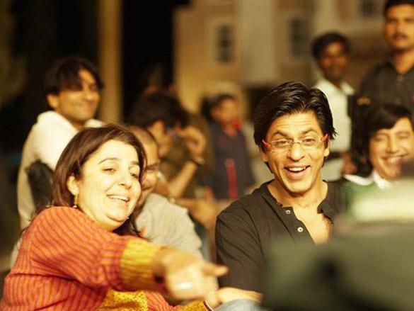 Farah Khan,Shahrukh Khan
