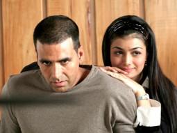 Movie Still From The Film 8x10 Tasveer,Akshay Kumar,Ayesha Takia Azmi