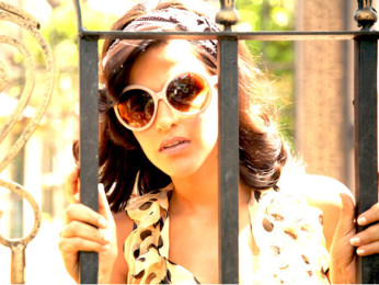 Movie Still From The Film Action Replayy,Neha Dhupia