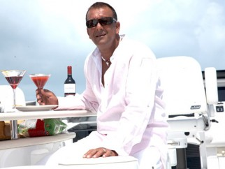 Movie Still From The Film Blue,Sanjay Dutt