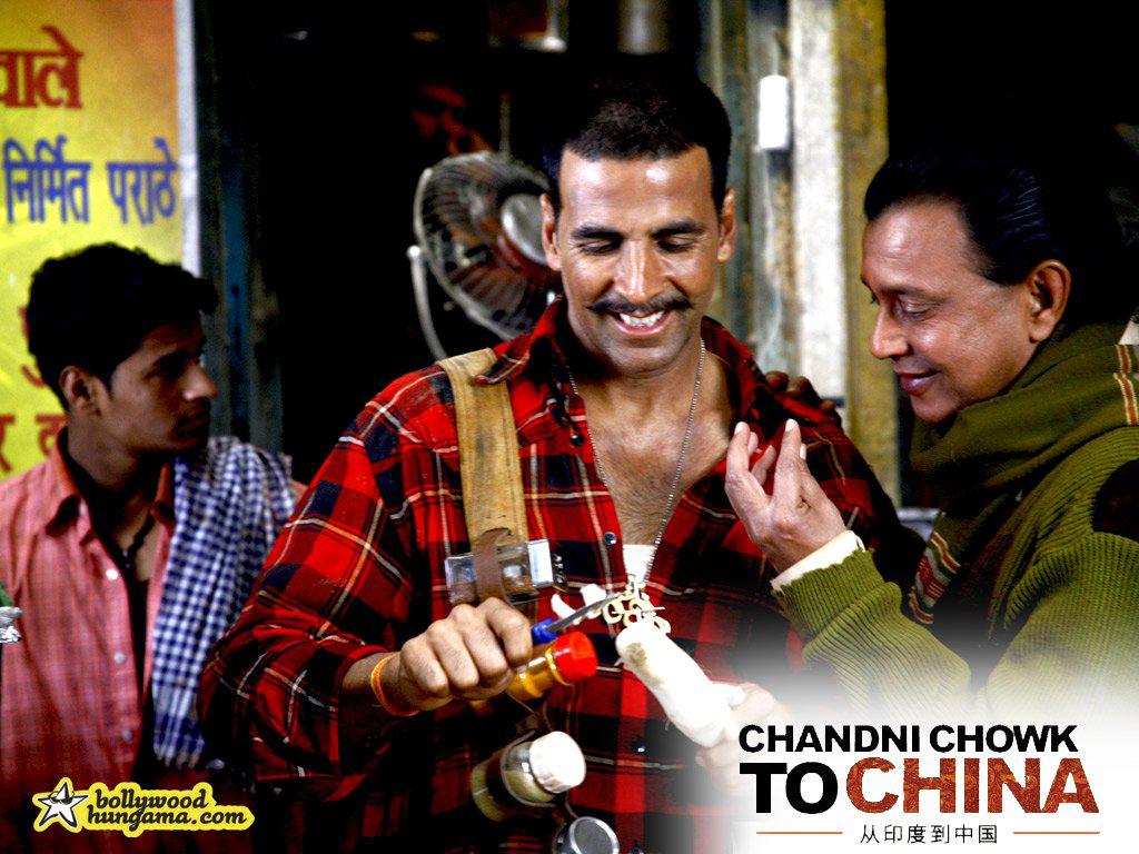Akshay Kumar,Mithun Chakraborty