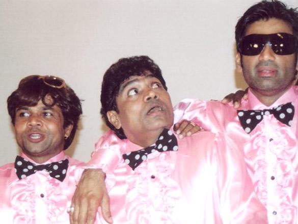 Rajpal Yadav,Johny Lever,Sunil