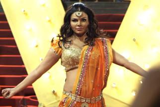 Movie Still From The Film Valentine's Night,Rakhi Sawant