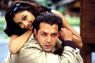 Movie Still From The Film Ajnabee Featuring Bipasha Basu,Bobby Deol