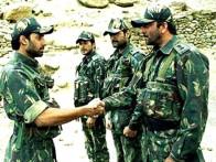 Movie Still From The Film LOC - KARGIL,Abhishek Bachchan
