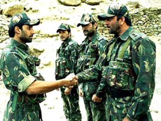 Movie Still From The Film LOC - KARGIL,Abhishek Bachchan