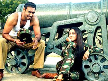 Movie Still From The Film LOC - KARGIL,Ajay Devgn