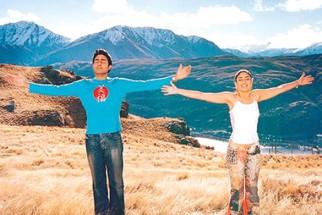 Movie Still From The Film Main Prem Ki Diwani Hoon,Abhishek Bachchan,Kareena Kapoor