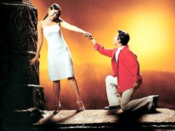 Movie Still From The Film Jeena Sirf Mere Liye Featuring Tusshar Kapoor,Kareena Kapoor