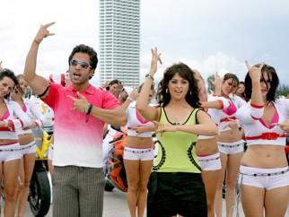 Movie Still From The Film Golmaal Returns,Tusshar Kapoor