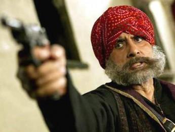 Movie Still From The Film Eklavya - The Royal Guard,Amitabh Bachchan