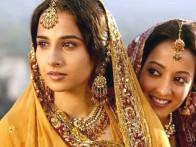 Movie Still From The Film Eklavya - The Royal Guard,Vidya Balan,Raima Sen