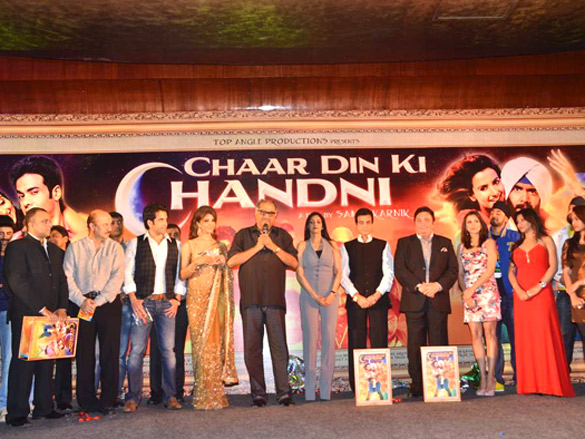 Audio release of 'Chaar Din Ki Chandni'