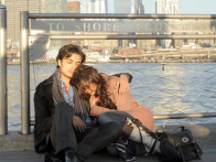 Movie Still From The Film London, Paris, New York,Ali Zafar,Aditi Rao Hydari