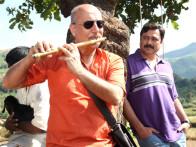 Movie Still From The Film Chhodo Kal Ki Baatein,Anupam Kher,Sachin Khedekar