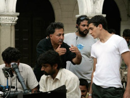 On The Sets Of The Film Jaane Tu Ya Jaane Na Featuring Imran Khan