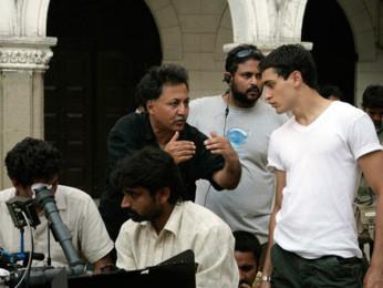 On The Sets Of The Film Jaane Tu Ya Jaane Na Featuring Imran Khan