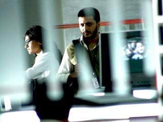 Movie Still From The Film Rann,Riteish Deshmukh