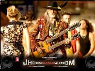 Movie Still From The Film Jhoom Barabar Jhoom,Amitabh Bachchan