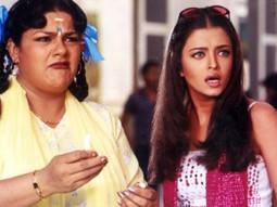 Movie Still From The Film Radheshyam Seetaram,Aishwarya Rai