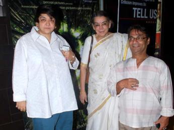 Kalpana Lajmi,Lalitha Lajmi