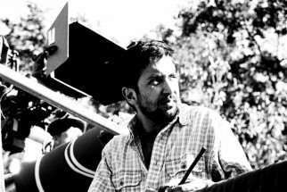 On The Sets Of The Film The Forest,Ashwin Kumar