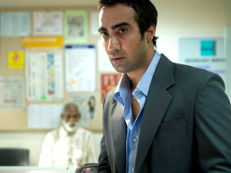 Movie Still From The Film Mumbai Cutting,Ranvir Shorey