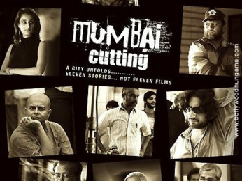 First Look Of The Movie Mumbai Cutting
