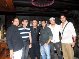 Photo Of Viju Khote,Naresh Suri,Rajat Kapoor,Anant Mahadevan,Murli Sharma From The Wrap up & first look launch party of 'Gour Hari Dastaan'