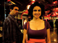 Movie Still From The Film Fatso,Ranvir Shorey,Gul Panag
