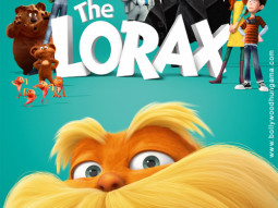 First Look Of The Movie Dr. Suess' The Lorax