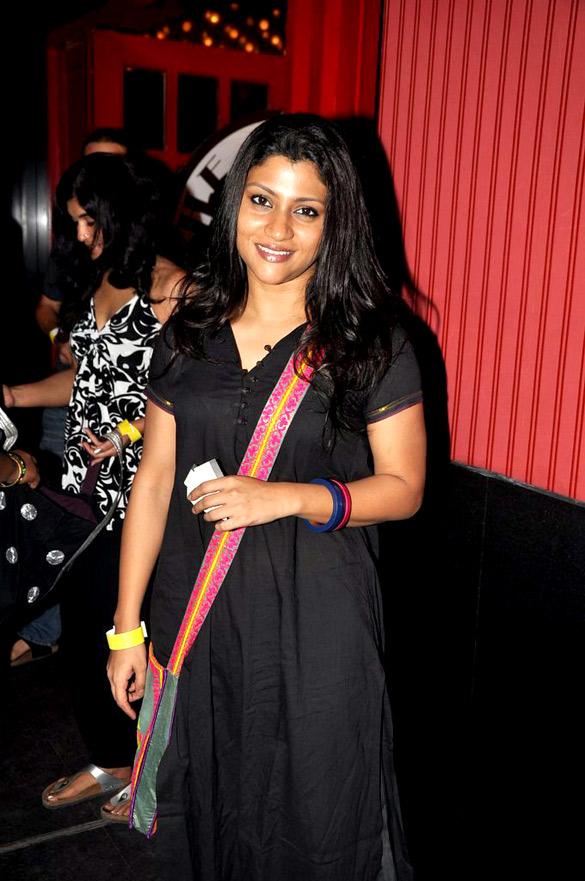 Ranvir, Rajat and Konkona promote 'Fatso'
