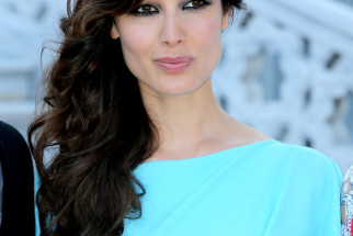 Photo Of Berenice Marlohe From The Skyfall's cast and crew arrive on location in Istanbul