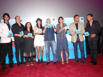 Photo Of Sohrab Ardeshir,Shernaz Patel,Ashwin Mushran,Seema Rehmani,Ash Chandler From The Audio release of 'Love, Wrinkle-free'