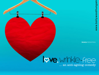 First Look Of The Movie Love Wrinkle Free