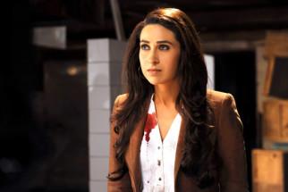 Movie Still From The Film Dangerous Ishhq,Karisma Kapoor
