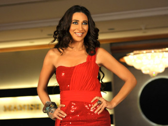 Movie Still From The Film Dangerous Ishhq,Karisma Kapoor