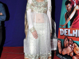 Photo Of Dimple Patel From The First look launch of 'Delhi Eye'
