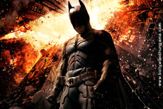 First Look Of The Movie The Dark Knight Rises