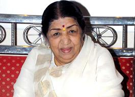 Lata Mangeshkar records Gayatri Mantra in father's memory