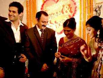 Movie Still From The Film Second Marriage Dot Com,Vishal Nayak,Sayani Gupta