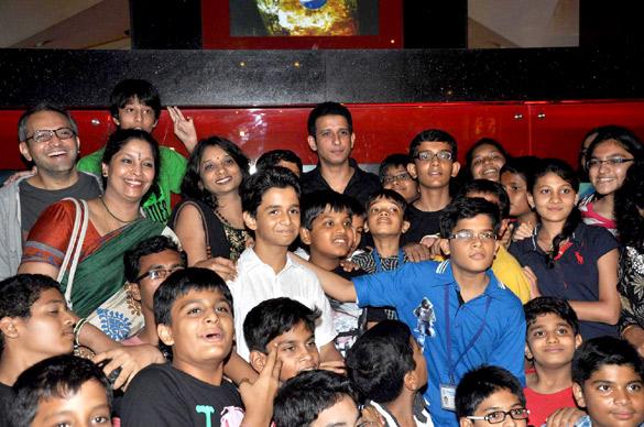 Special screening of 'Ferrari Ki Sawaari' for kids