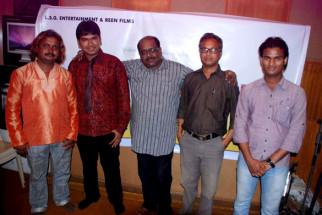 On The Sets Of The Film Delhi Headlines Featuring Aditya Shankar