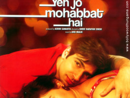 First Look Of The Movie Yeh Jo Mohabbat Hai
