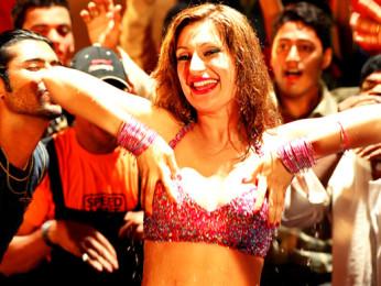 Movie Still From The Film 3 Bachelors,Nigar Khan
