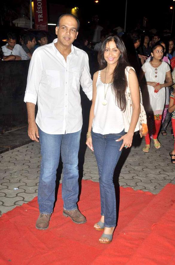 Special screening of 'Bol Bachchan'