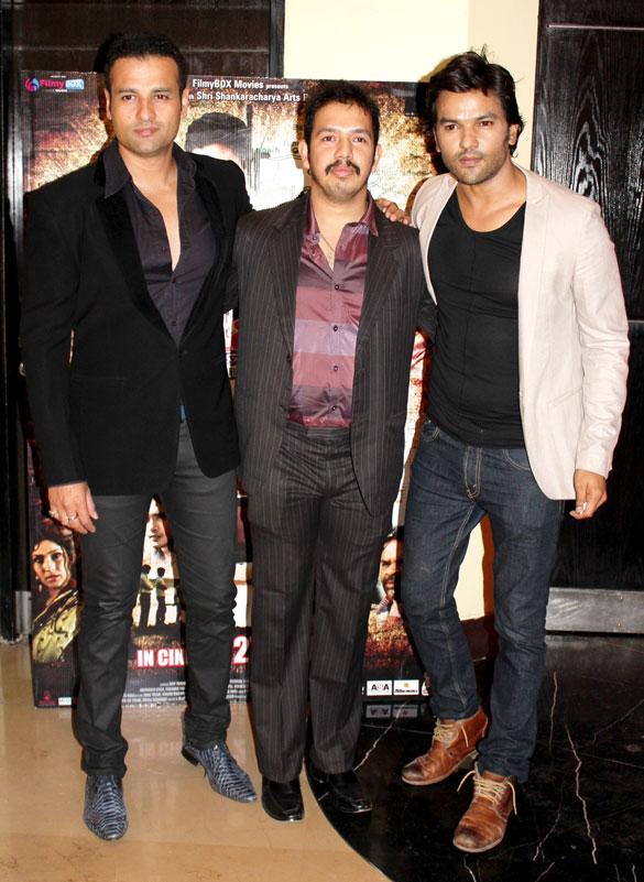 Premiere of 'Aalaap'