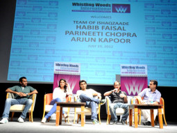 Parineeti Chopra, Arjun Kapoor, Habib Faisal