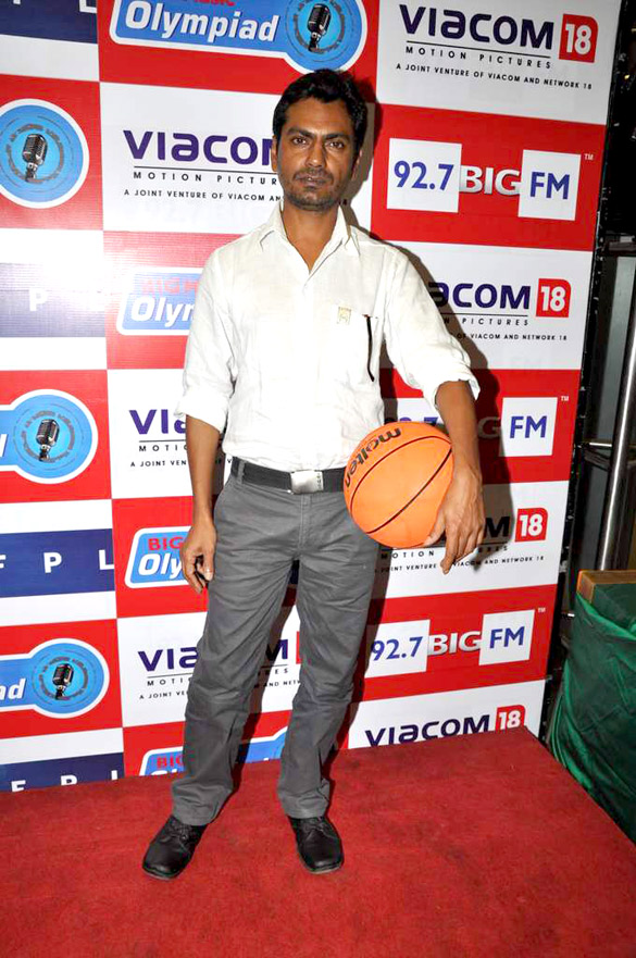 Starcast of 'Gangs Of Wasseypur 2' on the sets of 92.7 BIG FM