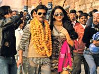 Movie Still From The Film Gangs Of Wasseypur 2,Nawazuddin Siddiqui,Huma Qureshi